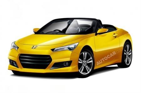 Honda avanza en el desarrollo del nuevo S2000.