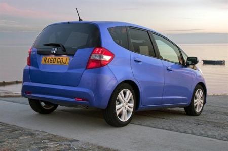 Honda presenta el facelift del Jazz 2011