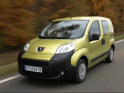 Los nuevos modelos del Peugeot Bipper Tepee llegarán en mayo