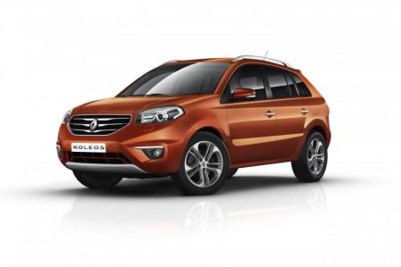 Más datos sobre el lavado de cara del Renault Koleos