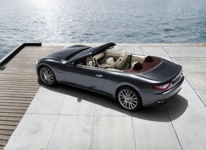 Maserati presenta el Gran Cabrio.