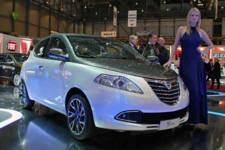 Nuevo Lancia Ypsilon desde Ginebra