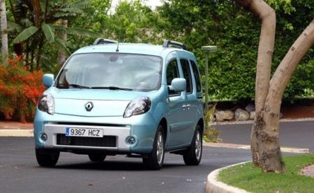 Nuevo Renault Kangoo Traveler para Canarias.
