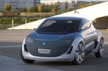 Nuevos detalles de los modelos eléctricos de Renault.