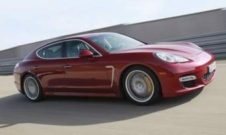 Panamera, la nueva locura de Porsche