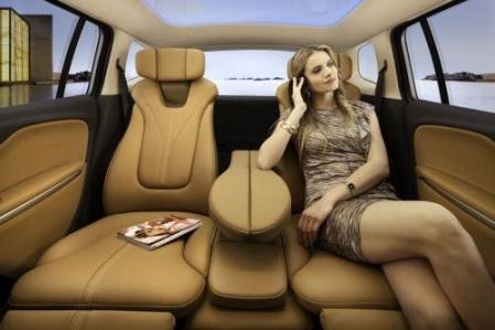 Salón de Ginebra 2011, el Opel Zafira Tourer Concept despliega todo su glamour