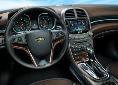 Salón de Shangai 2011: Chevrolet develó el Malibú