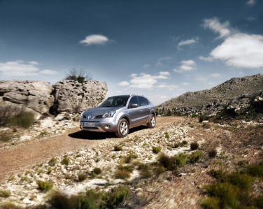 Se filtra el restyling del Renault Koleos