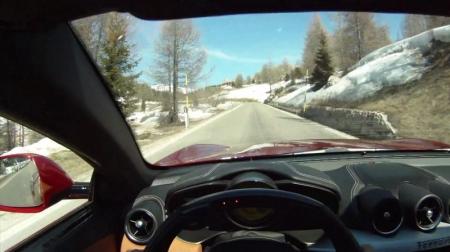 Siéntete como si condujeras un Ferrari FF