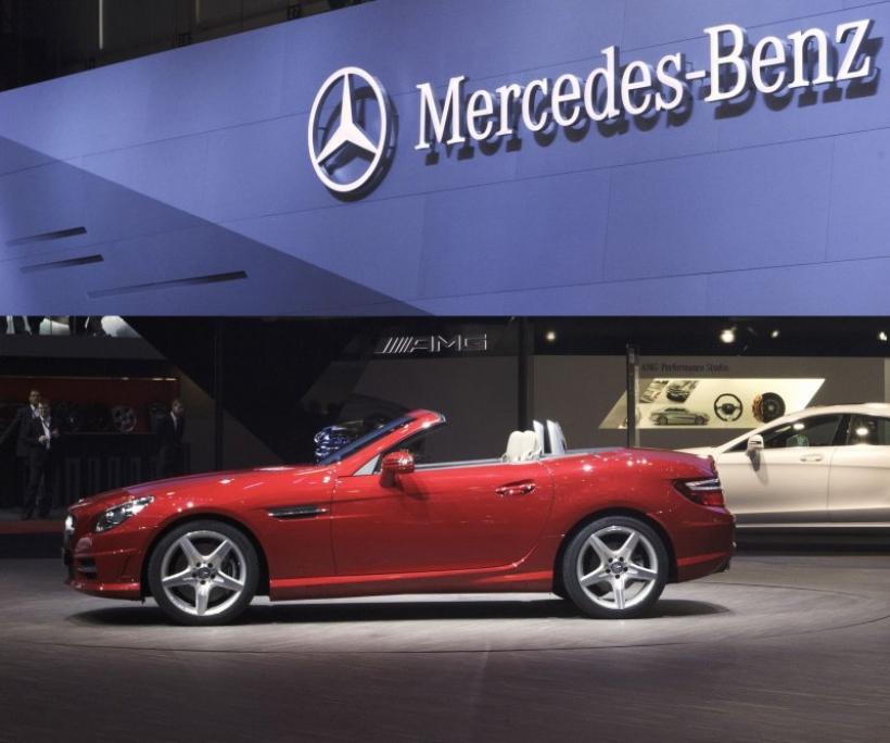 Que llevar mercedes benz al sal n de barcelona 2011 for Mercedes benz in vance al