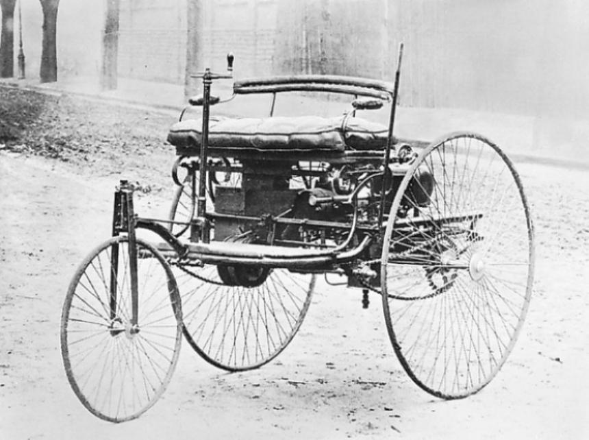 Se cumplen 125 años de la invención del automóvil - Motor.es