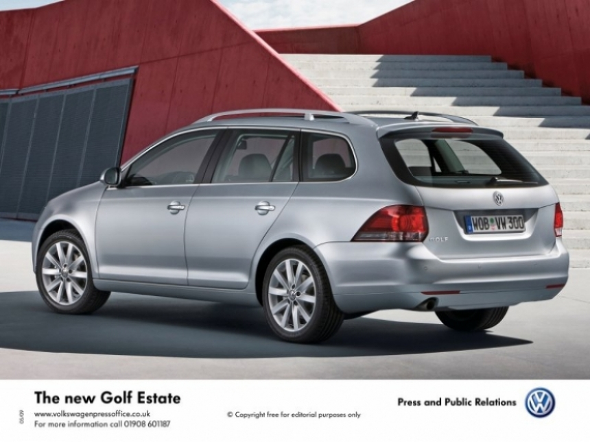 volkswagen lanza la nueva versi n ranchera del golf. Black Bedroom Furniture Sets. Home Design Ideas