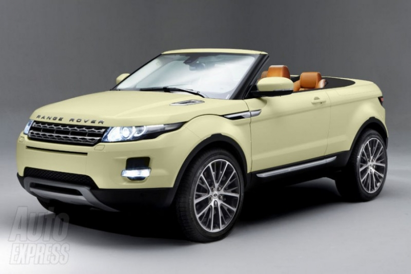 range rover evoque cabrio foros de debates de coches. Black Bedroom Furniture Sets. Home Design Ideas