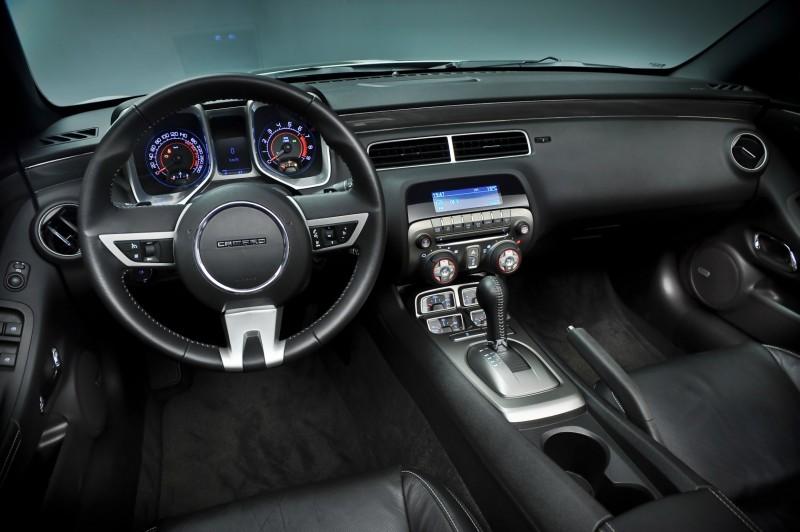 Equipamiento del Chevrolet Camaro 2012 para España - Motor.es
