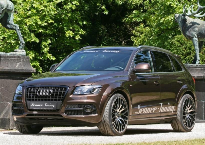 Senner Tuning Radicaliza El Audi Q5 Motor Es