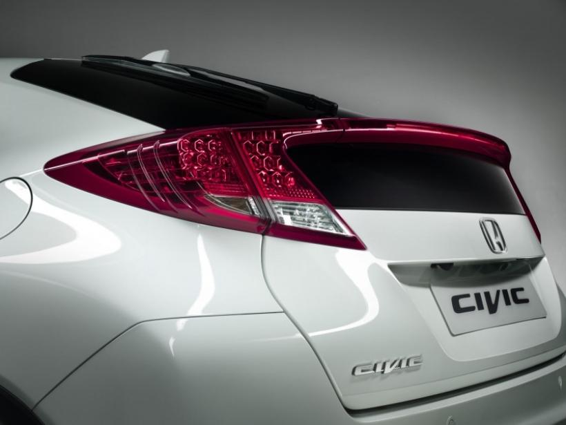 Honda Civic 2012 As 237 Es Su Trasera Motor Es
