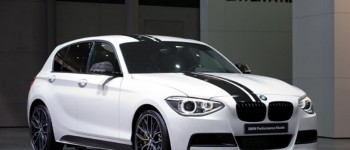 BMW presentará el Performance Accessories concept en Frankfurt