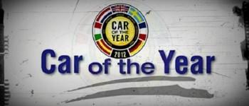 coche del año 2012