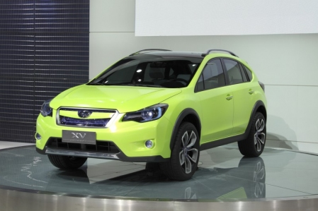 Qué llevará Subaru al Salón de Frankfurt 2011