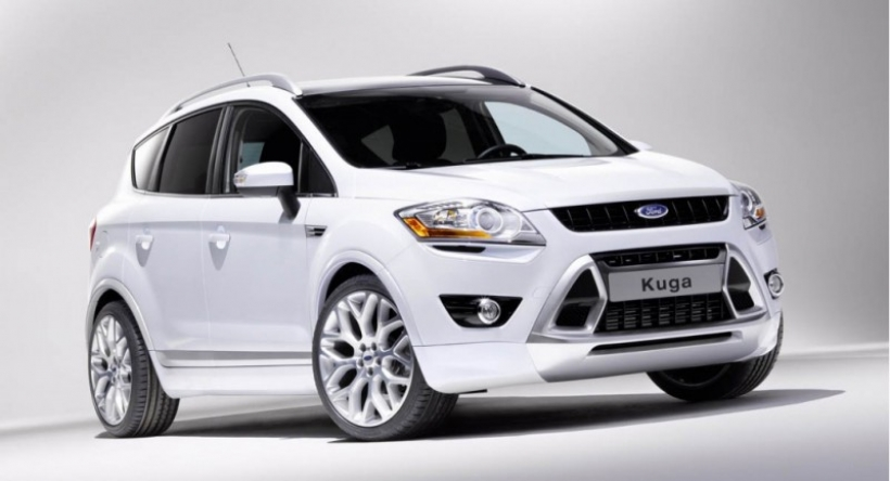 nuevo ford kuga individual. Black Bedroom Furniture Sets. Home Design Ideas