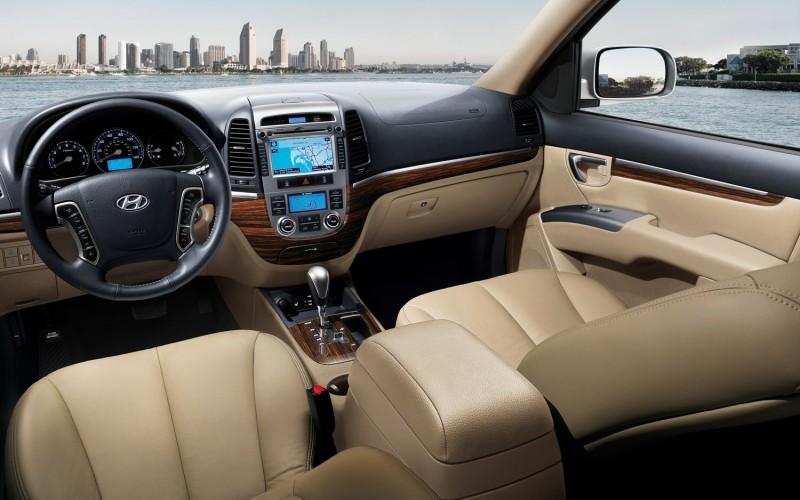 Hyundai Santa Fe 2012 Llega A Espa 241 A Motor Es