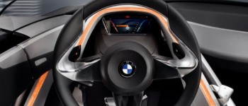 BMW presenta el Head-up display a color