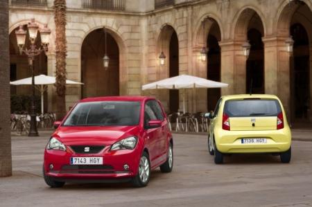 SEAT completa la gama Mii con los Reference, Style Chic y E-Ecomotive