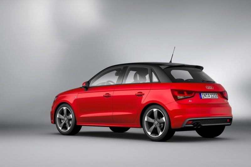 Oficial Audi A1 Sportback Motor Es