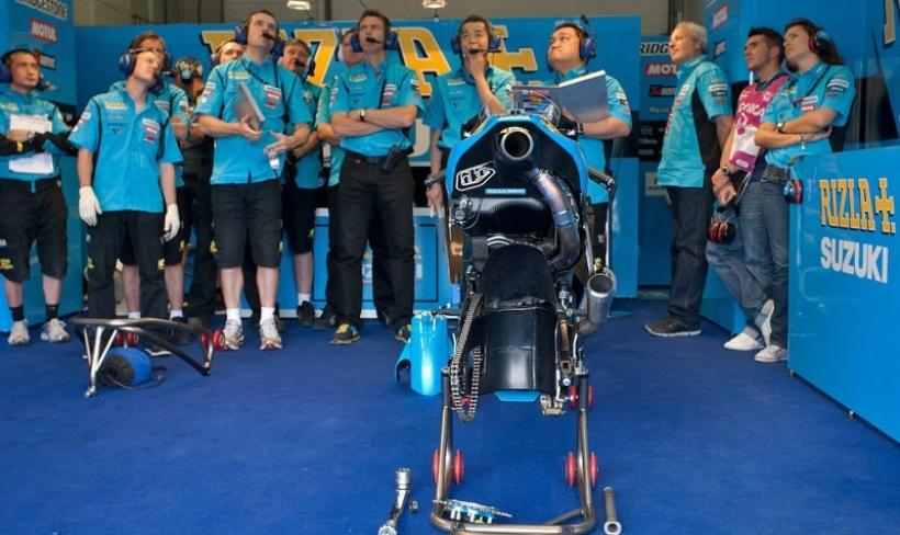 Oficial. Suzuki abandona Moto GP