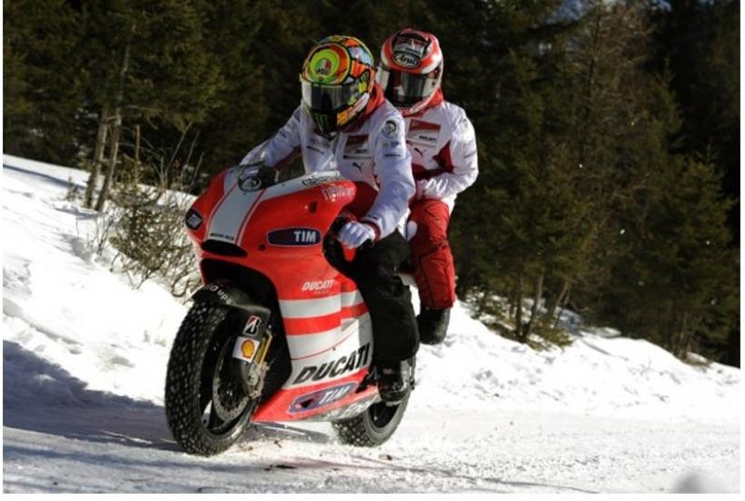 Valentino Rossi: Quizás la nueva Ducati sea un milagro