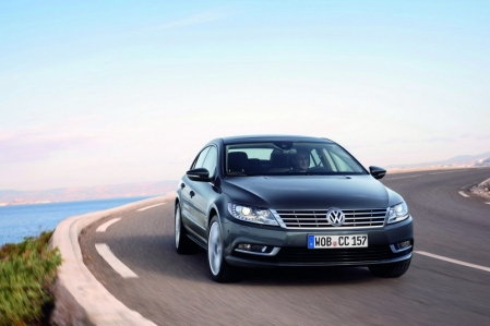 Nueva galería de fotos del Volkswagen CC 2012