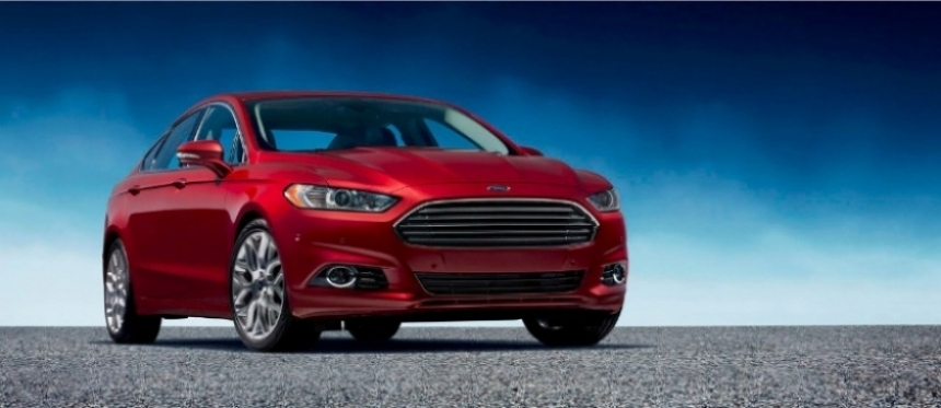Nuevo ford fusi n mondeo 2012 for Nuevo fusion plus