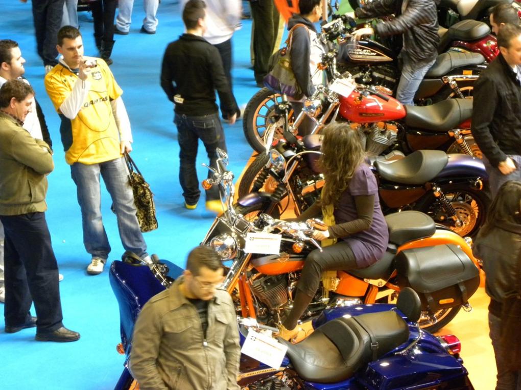 Madrid estrena el Salón Comercial de la Motocicleta en marzo