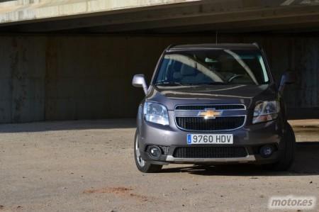 Chevrolet Orlando LTZ 2.0 Diesel 163 CV MT. El americano que piensa en las familias europeas