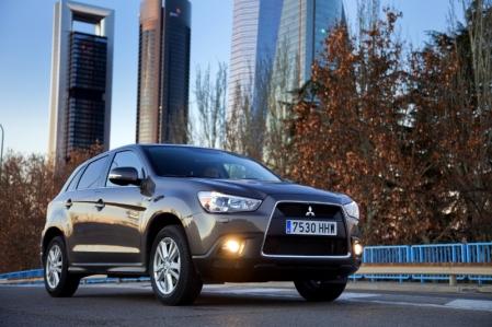 Mitsubishi revisa la gama ASX