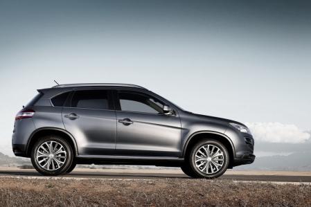 Nuevas imágenes del Peugeot 4008