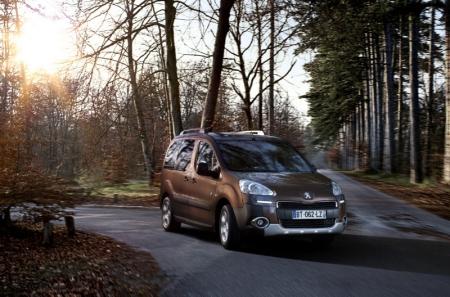 Peugeot Partner 2012: Nuevo año, nueva cara