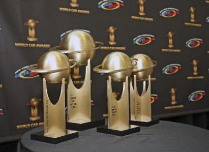 Anunciados los semifinalistas del Coche del Año en el Mundo 2012