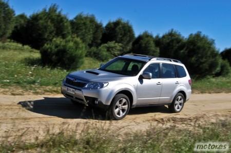 Subaru Forester 2.0D. Cualidades ocultas