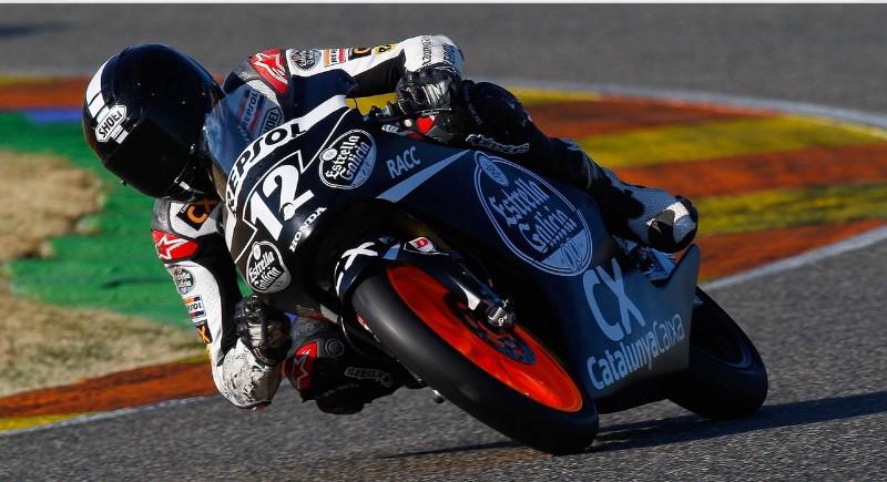 Tests de Valencia Motos