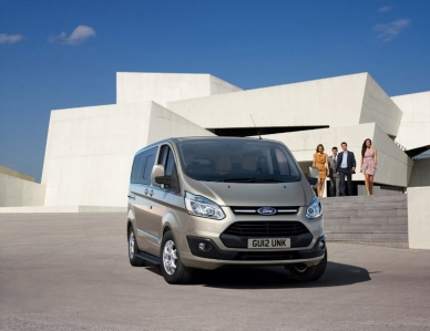 Ford presenta el Tourneo Custom definitivo