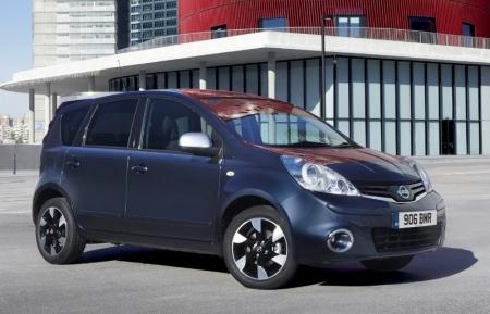 El Nissan Note 2012 llega a España