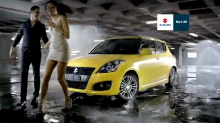 Australia prohíbe un anuncio del Suzuki Swift Sport