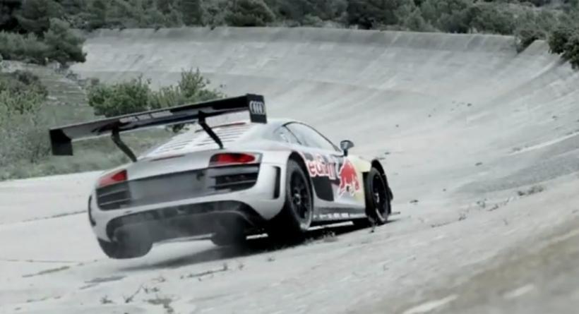 Circuito Terramar : Carlos sainz en ovalo de terramar motor