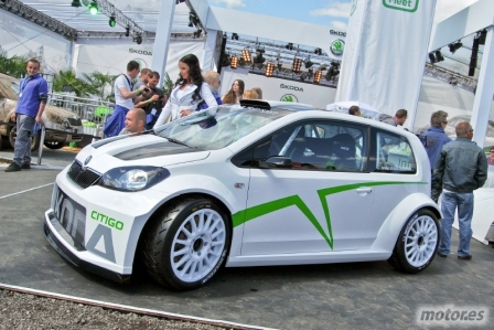 Wörthersee Tour 2012: Skoda Citigo Rally