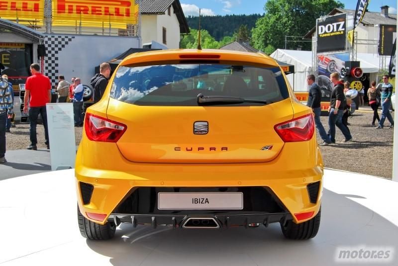 2009 Seat Ibiza Cupra Concept Car Pictures