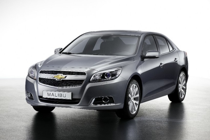 Chevrolet malibu precio y equipamiento espa a for Malibu precio