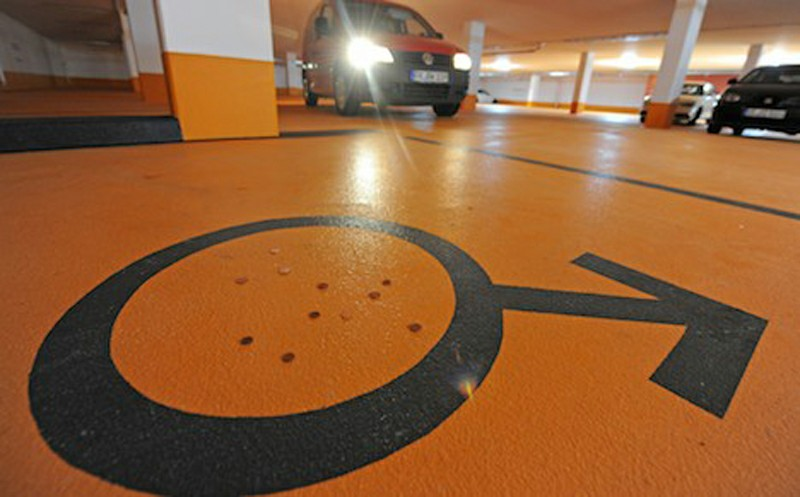 Triberg aparcamiento