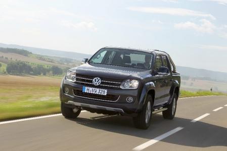 El Volkswagen Amarok recibe algunas mejoras
