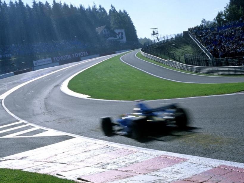 Circuito De Spa Francorchamps : El circuito de spa francorchamps: odiado y querido por los pilotos